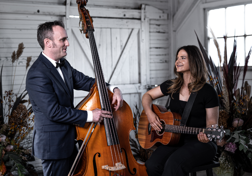Kindred Wedding Acoustic Duo Hey Jack