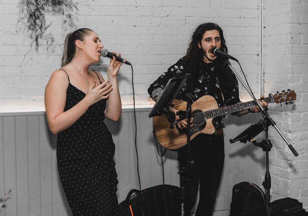 Half Moon Acoustic Duo Hey Jack