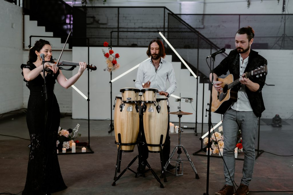 The Cooper's Trio