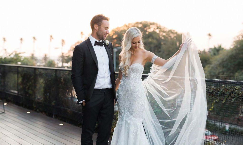 Jess & Tom Wedding Ceremony at Melbourne City 3
