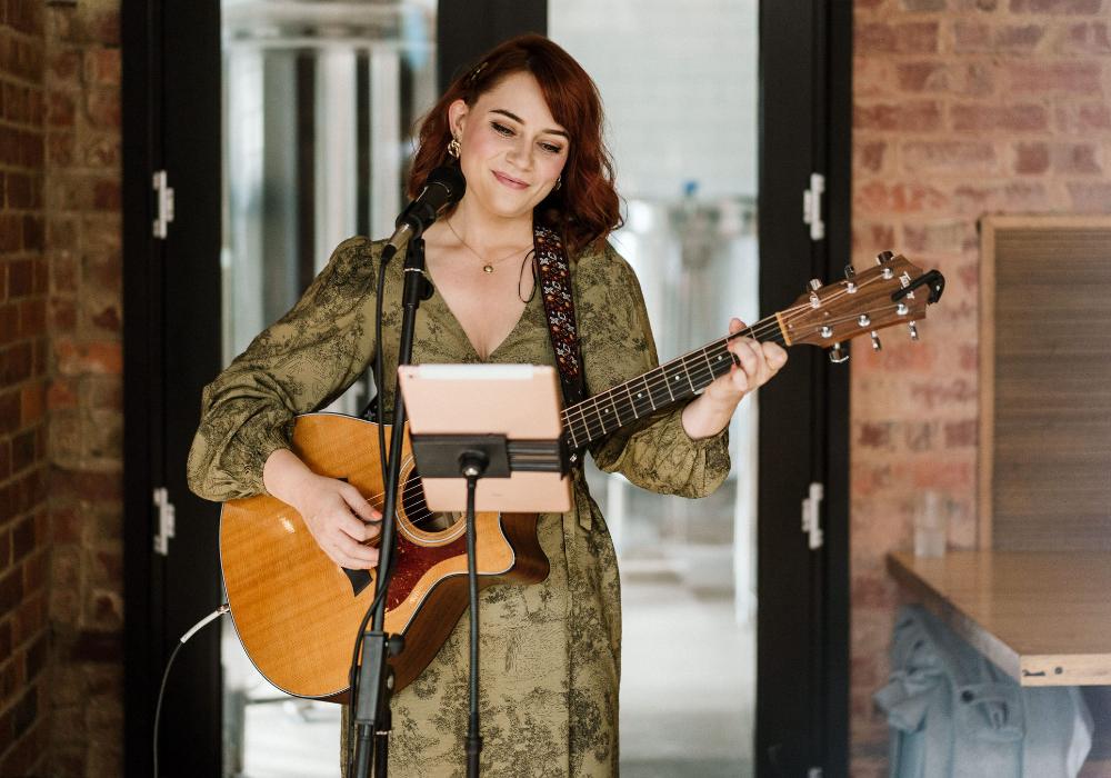 Charlie Wedding Acoustic Soloist