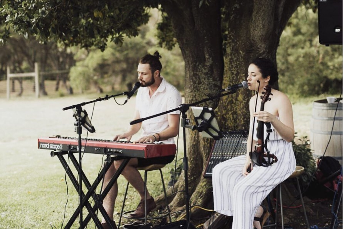 The Coopers Acoustic Duo Melbourne