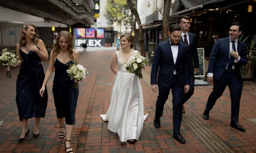 Valerie & Nath wedding at Melbourne City 2