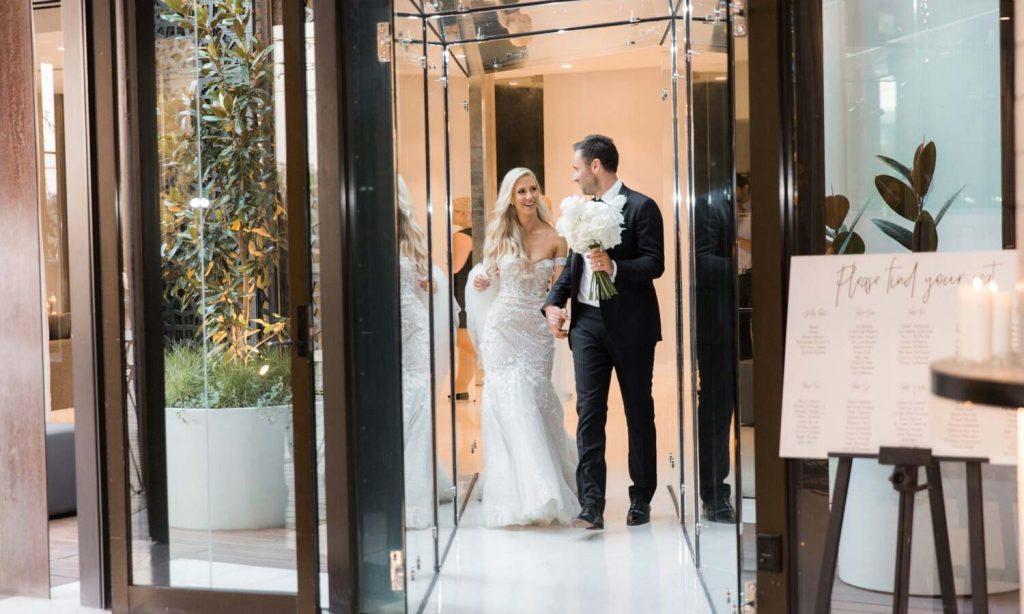 Jess & Tom Wedding Ceremony at Melbourne City 4