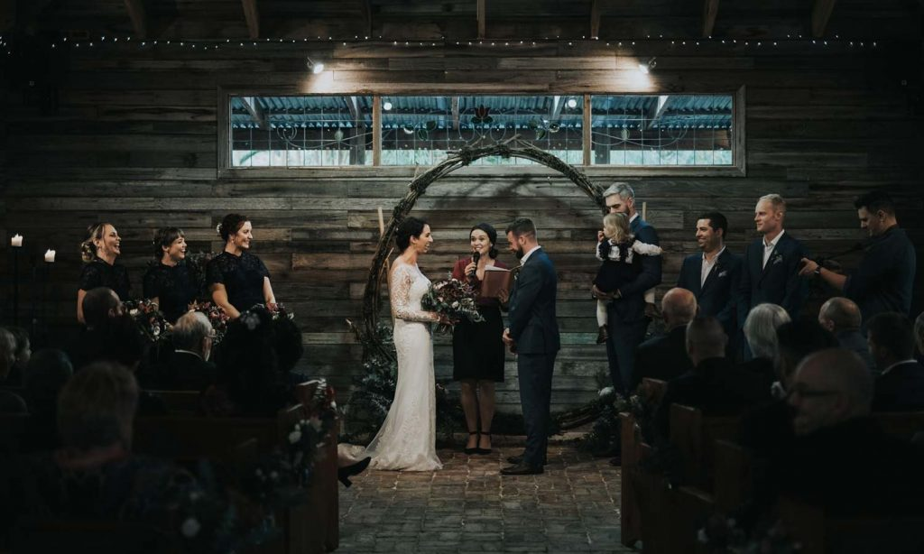 Saraid & Darryn's Melbourne Wedding 1