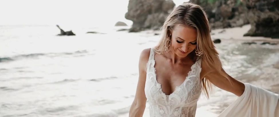 Tanya and Tristan wedding video Melbourne
