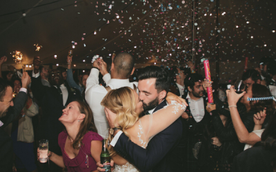 Nick & Sara – A NYE Wedding with plenty of laughs!