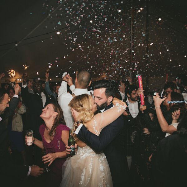 Nick & Sara – A NYE Wedding