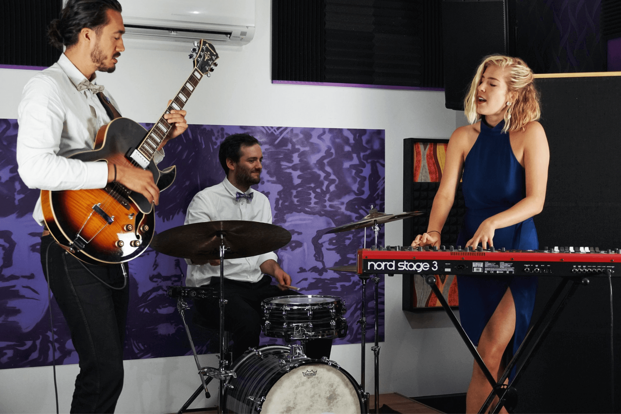 afterglow jazz acoustic trio melbourne wedding