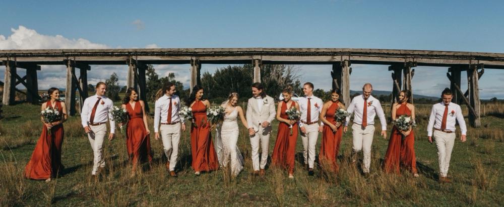 Olinda Yarra Dandenong Ranges Wedding Entertainment