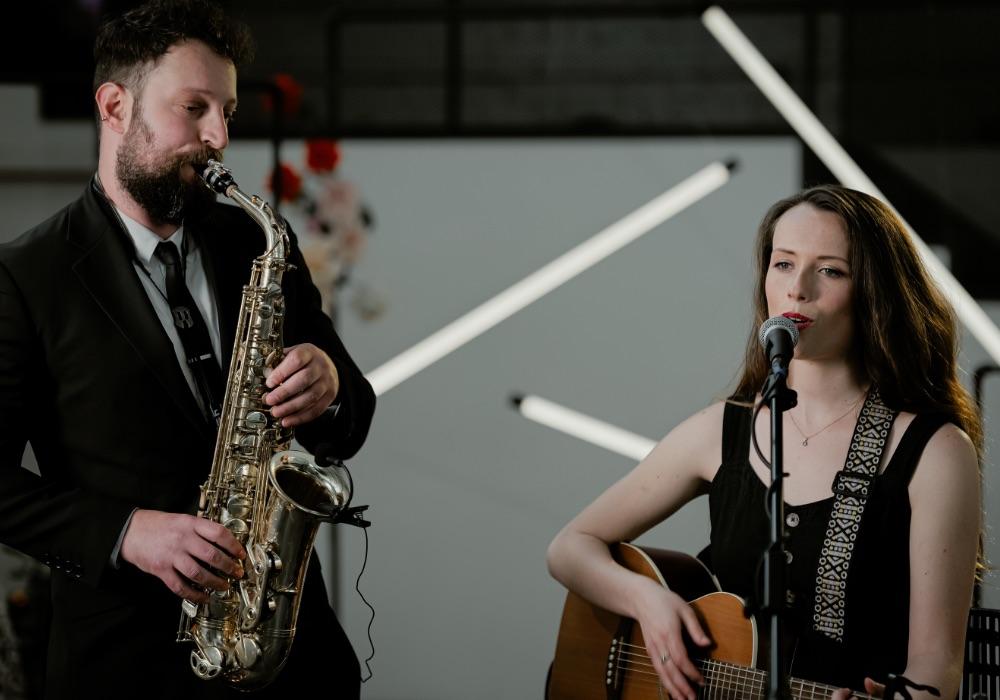 Waywood Duo Acoustic Saxophone