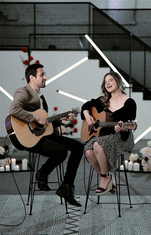 Acoustic duos in Melbourne