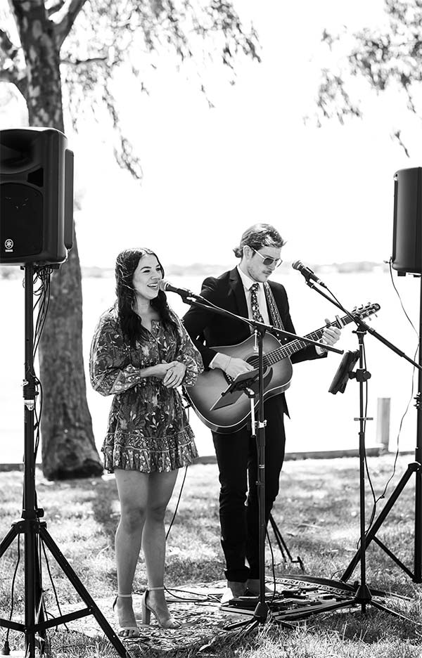 Bespoke Wedding Entertainment Melbourne