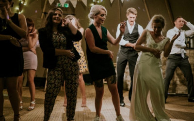 The Ultimate Upbeat Wedding Entrance Songs To Kick Off Your Reception
