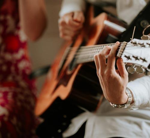 Wedding Entertainment Guitar