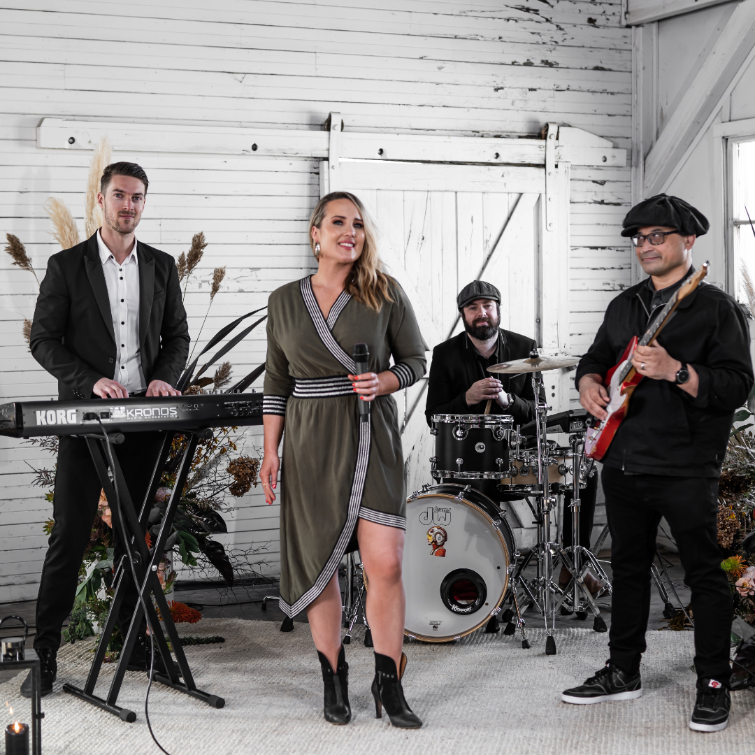 Top Reasons To Choose A Live Wedding Band
